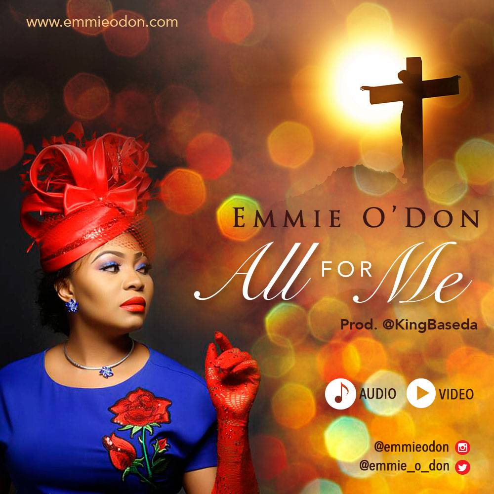 DOWNLOAD MP3: DOWNLOAD: Emmie O'Dion – All For Me Mp3 Download