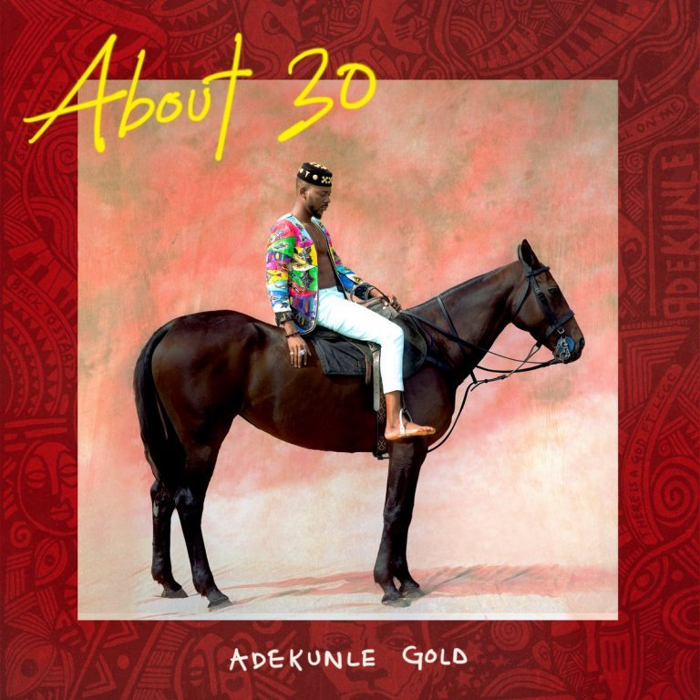 MUSIC: Adekunle Gold ft LCGC – There Is a God