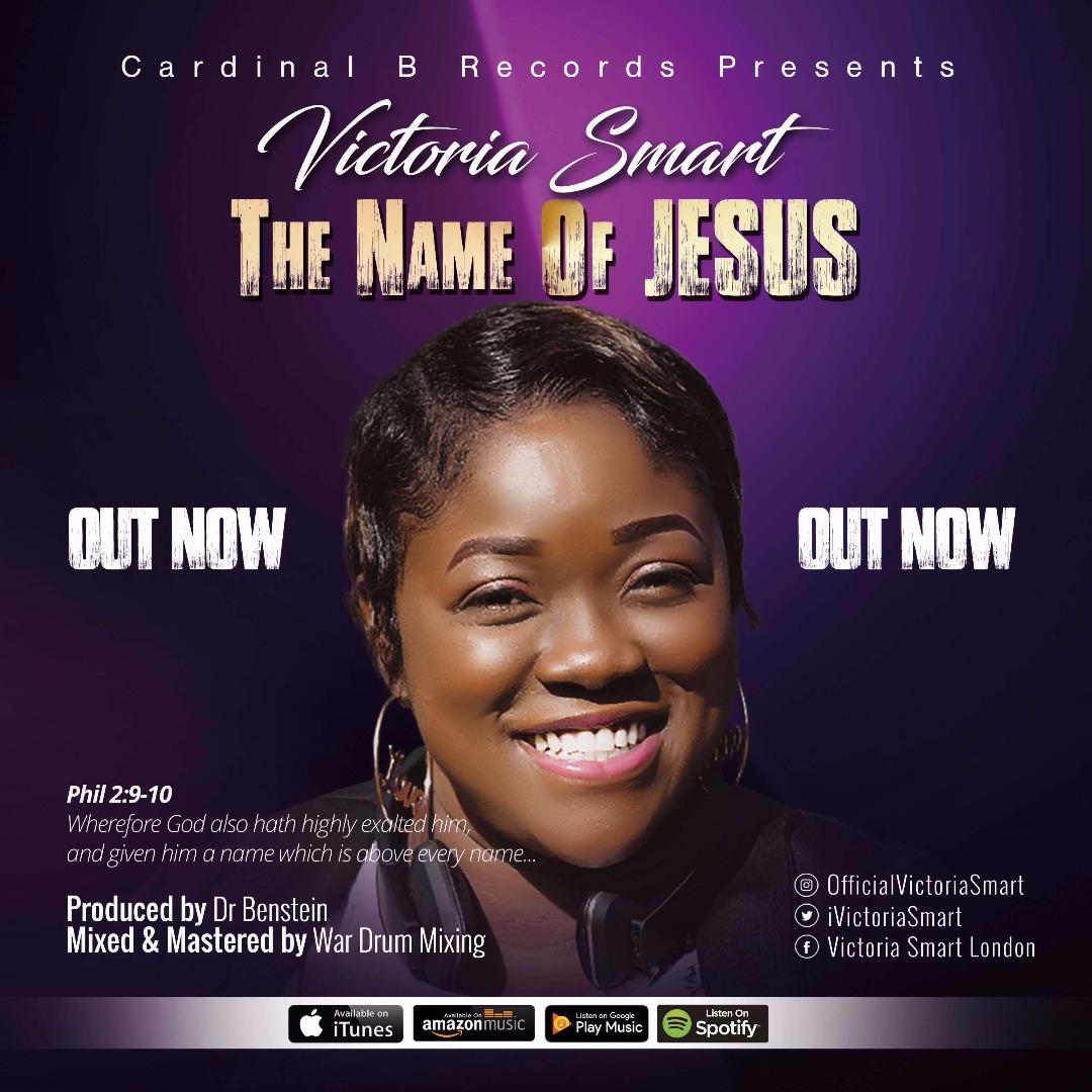 Victoria Smart The Name Of Jesus Lyrics / Mp3 Download