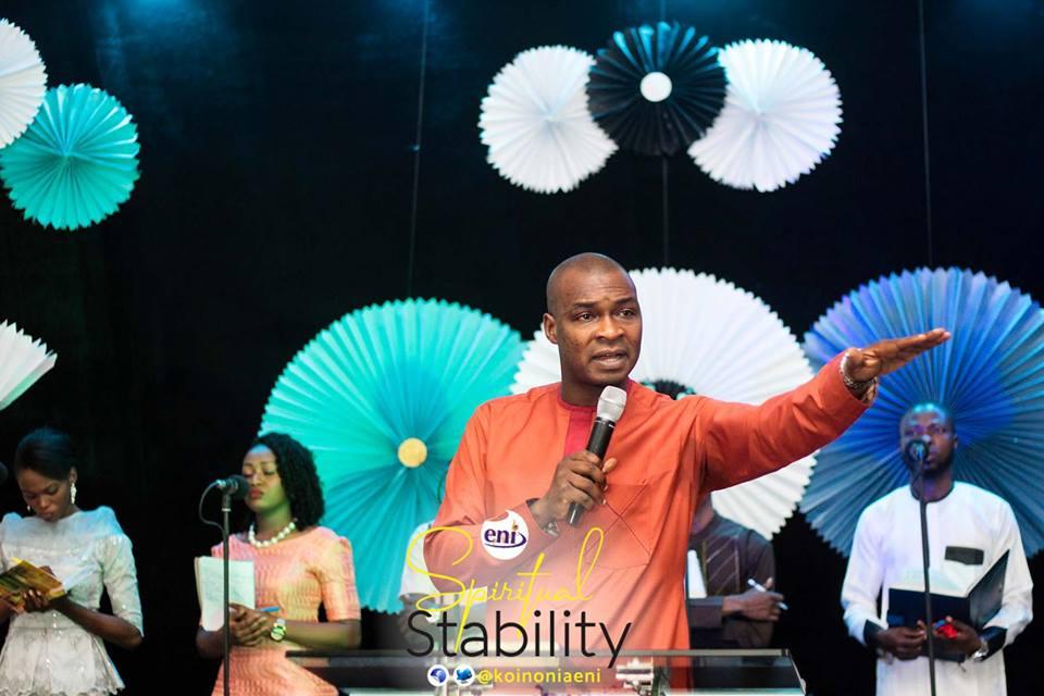 Apostle Joshua Selman Nimmak Spiritual Stability Mp3 Download