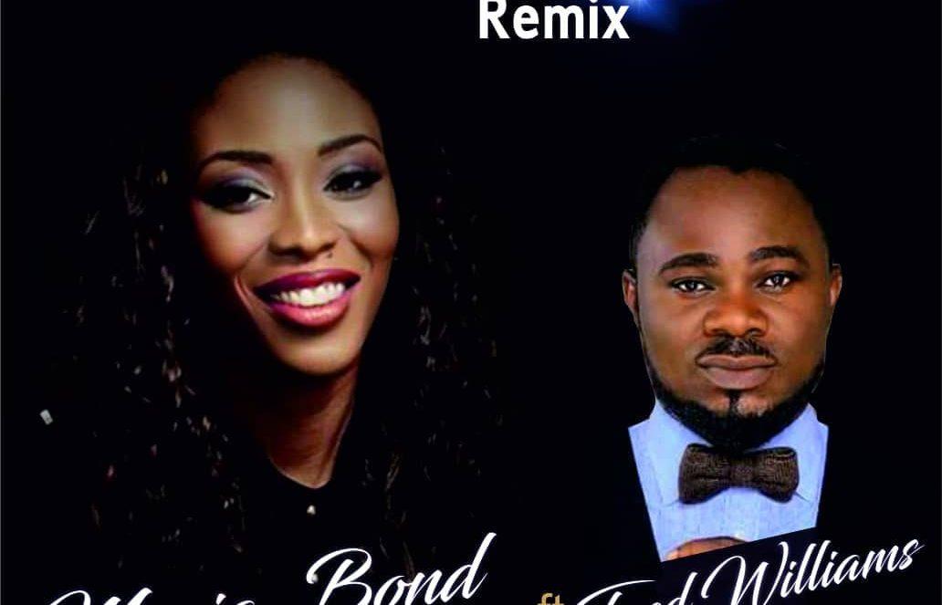 Maria Bond Ft. Fred Williams - Jesus (Remix) Mp3 Download