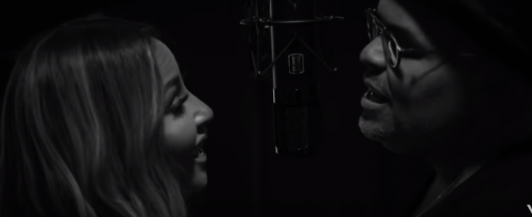[Free Mp3 Download] Israel Houghton – I'm With You (Be Still) Ft. Adrienne Houghton