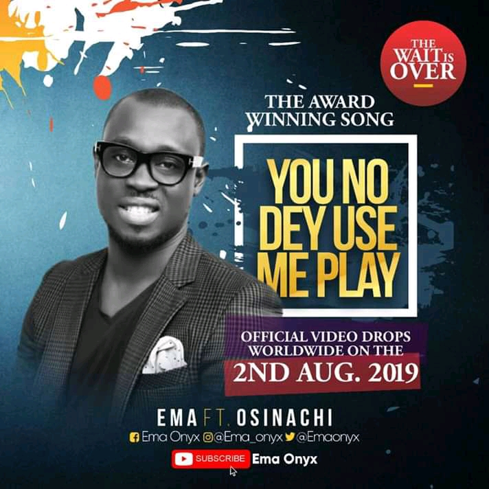DOWNLOAD VIDEO + MP3: Ema – You No Dey Use Me Play Ft osinachi
