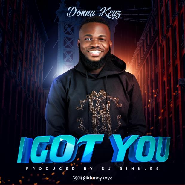 DOWNLOAD MP3 Donny Keyz - I Got You