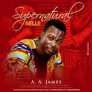 A. A. James - Supernatural Belle