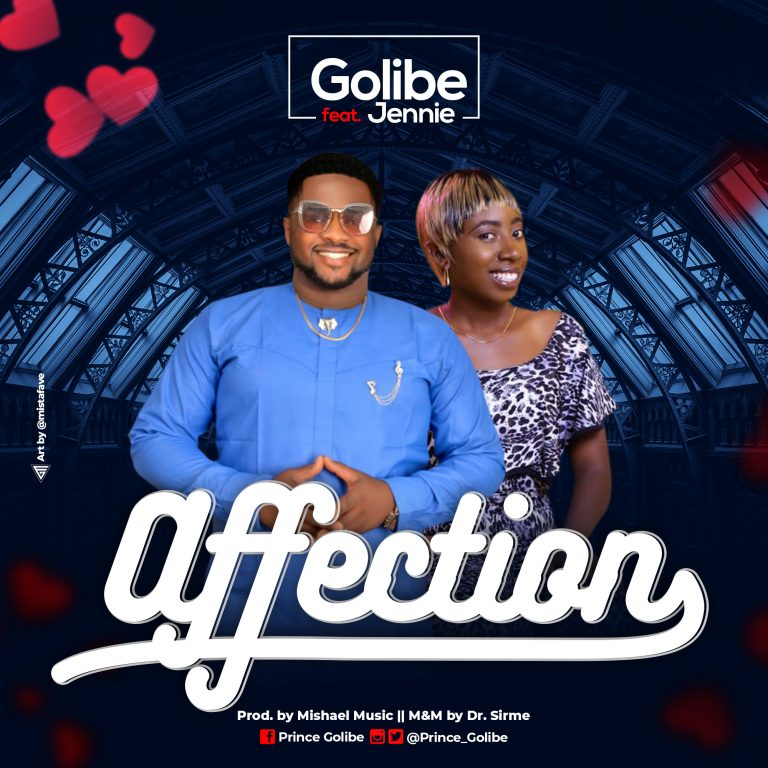 DOWNLOAD MP3: Golibe – Affection Ft. Jennie