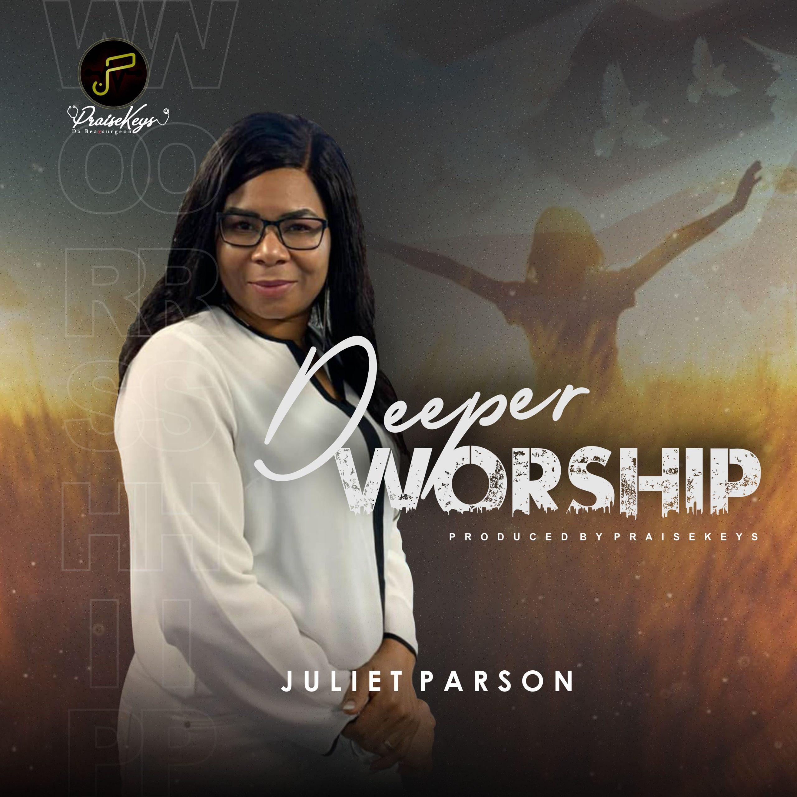 DOWNLOAD MP3: Juliet Parson - Deeper