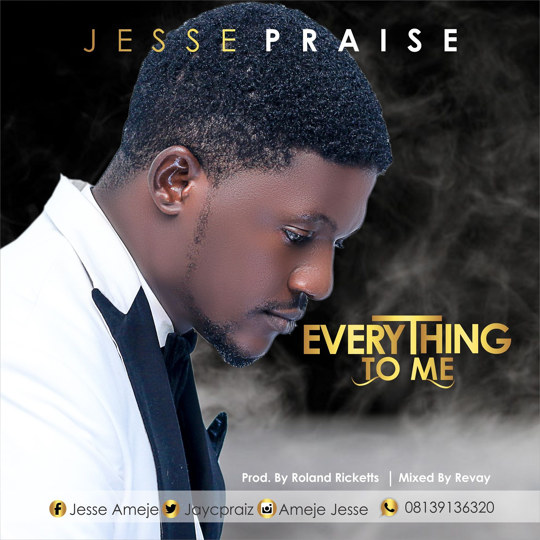 DOWNLOAD MP3: Jesse Praise – Everything To Me