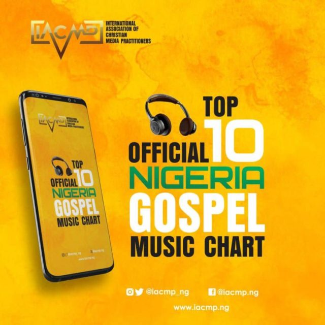 IACMP 2019 December Edition Top 10 Nigerian Gospel Music