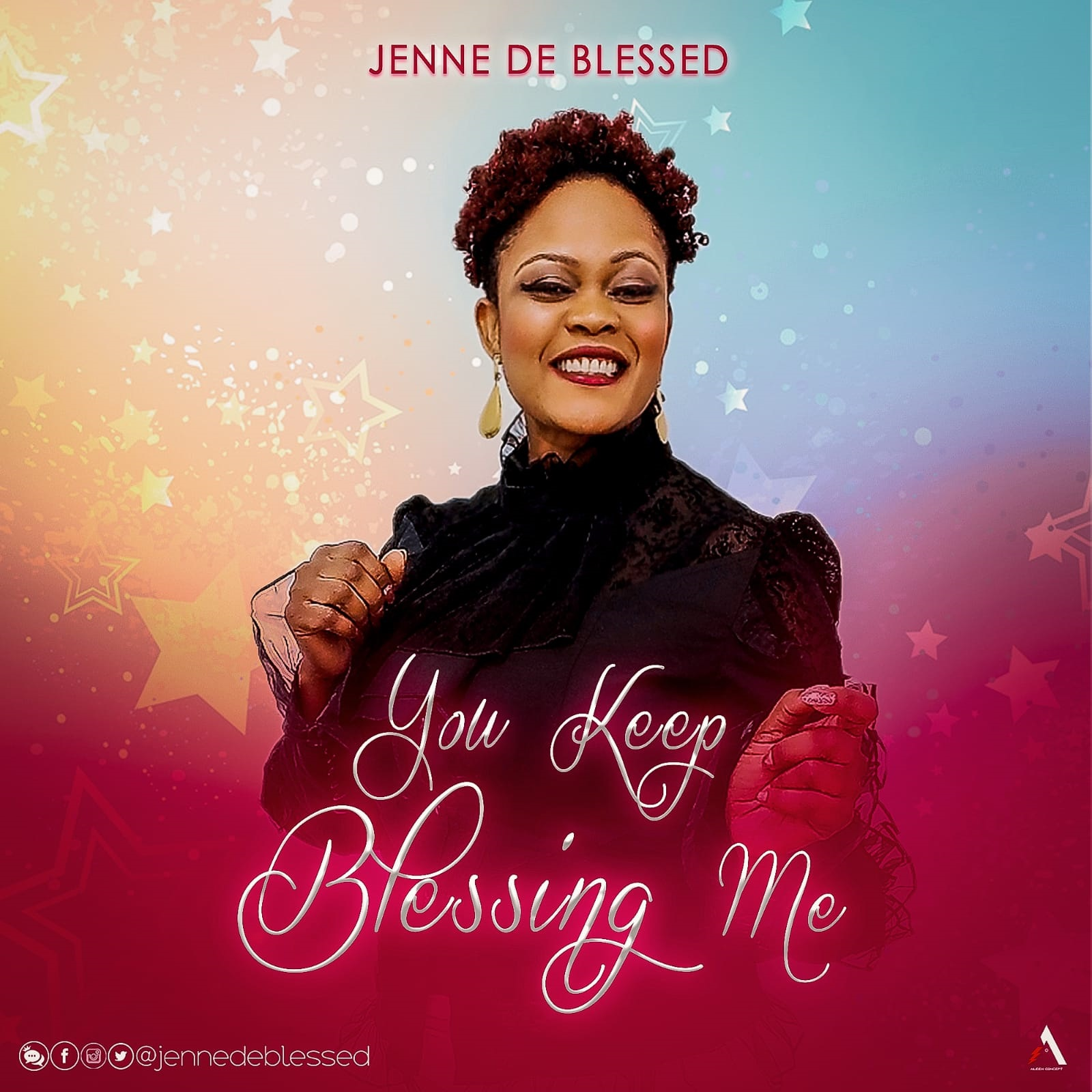 DOWNLOAD MP3: Jenne De Blessed – You Keep Blessing Me