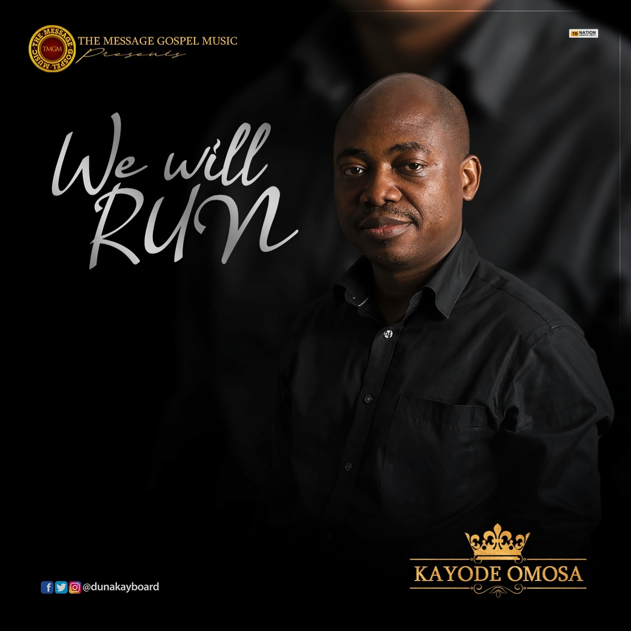 DOWNLOAD MP3: Kayode Omosa – We will Run