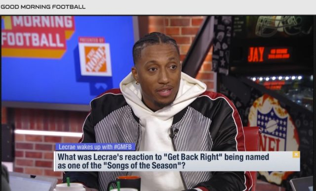 """""""Get Back Right"""" NFL Announces Lecrae Single Selected For Song Of The Season"""