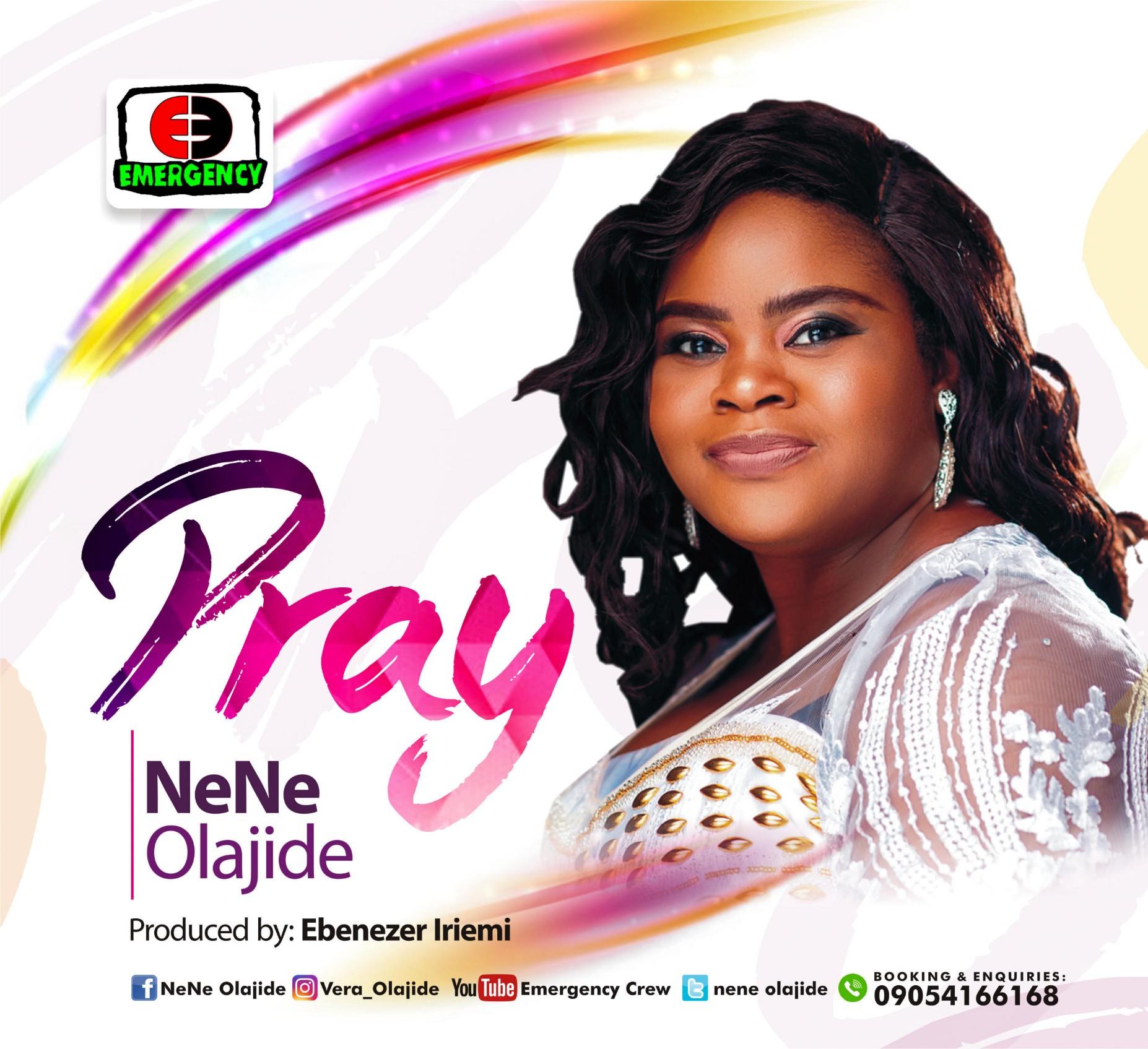 DOWNLOAD MP3: Nene Olajide - Pray