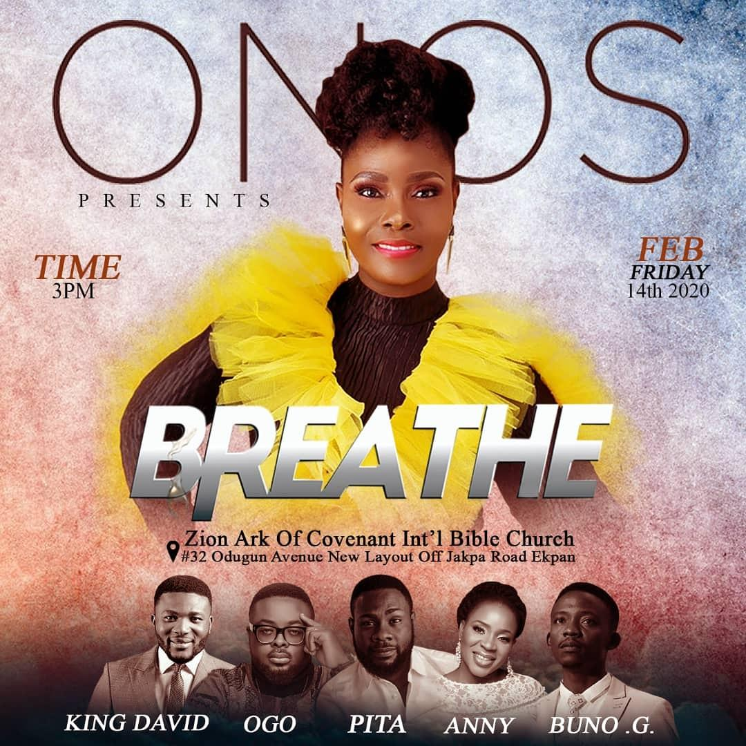 Breathe Concert Tour with Onos Goes to Warri