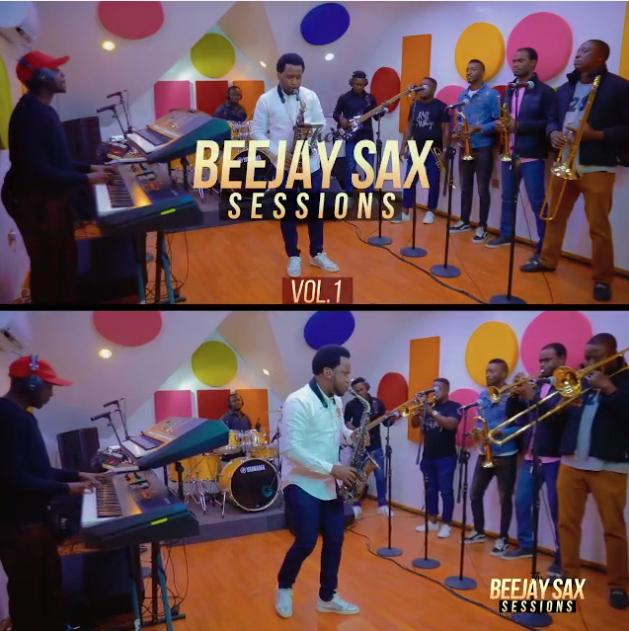 [Video] Sessions With Beejay Sax | Vol.1