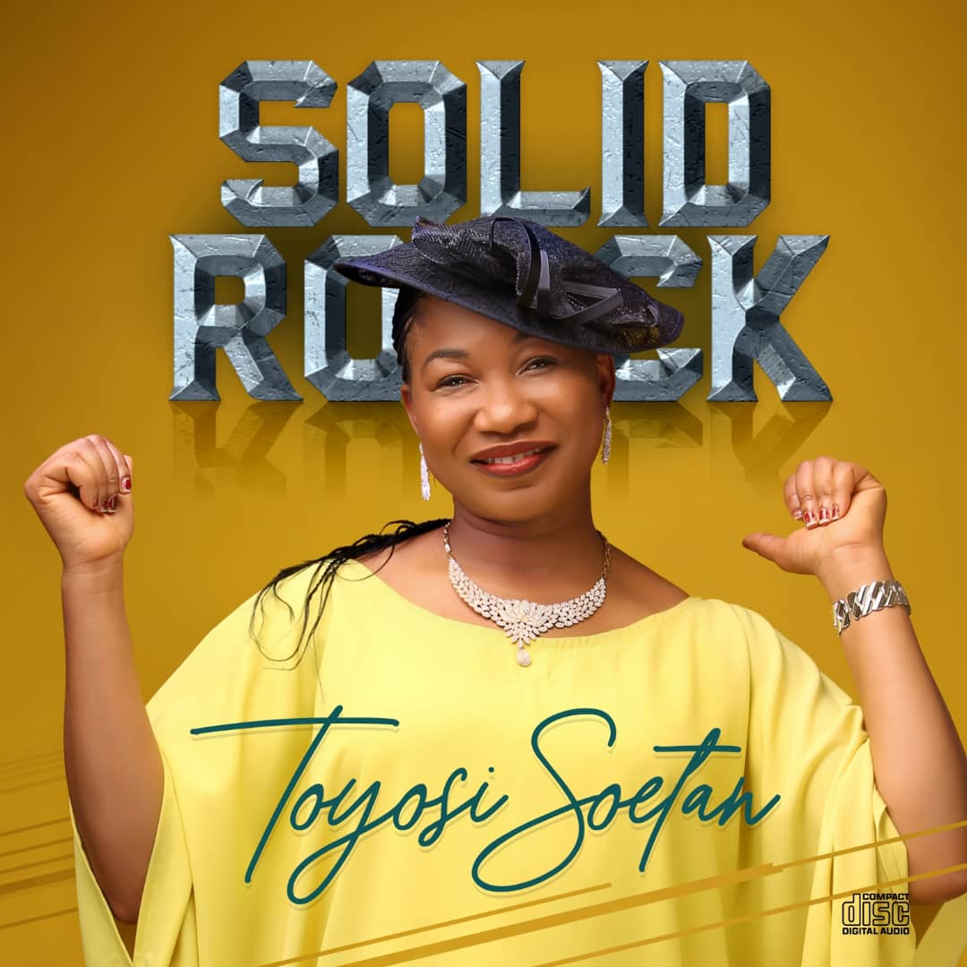 DOWNLOAD MP3: Toyosi Soetan - Solid Rock