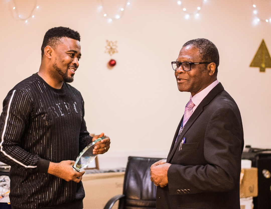 Gospel Music DJ Ernesty Becomes Ambassador For The Chistian Broadcasting Network's Broadcasting Network's The 700 Club Nigeria