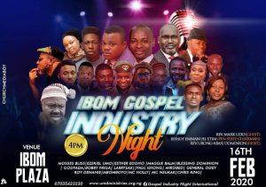 Ibom Gospel Industry Night