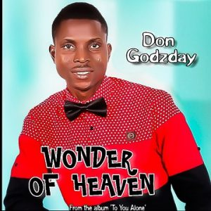 Don Godzday - Wonder of Heaven [MP3 +Album Download]
