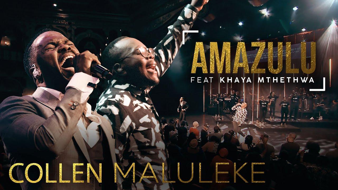 DOWNLOAD MP3: Collen Maluleke ft Khaya Mthethwa - Amazulu