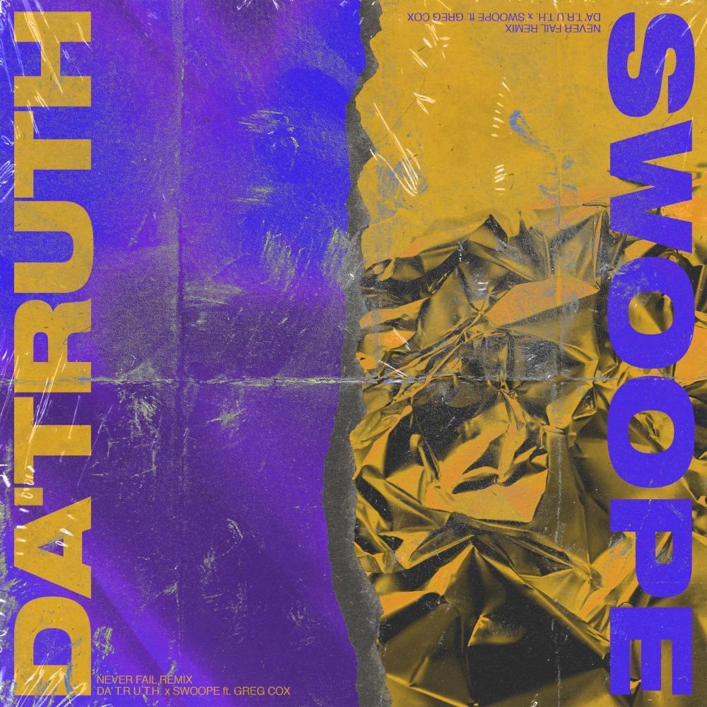 DOWNLOAD MUSIC Da' T.R.U.T.H. X Swoope – Never Fail Ft. Greg Cox (REMIX)
