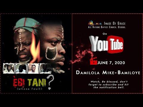 Ebi Tani | Mount Zion Movie | Full Movie Download
