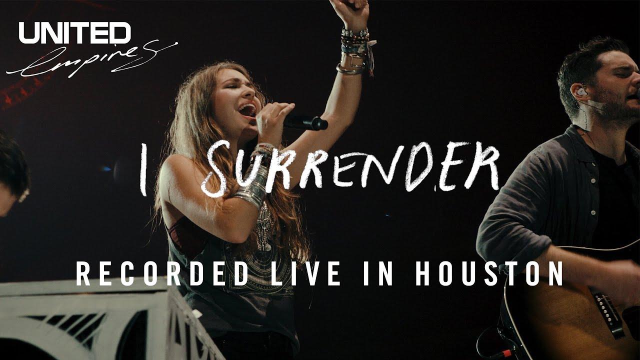 DOWNLOAD MP3 Hillsong UNITED – I Surrender Ft Lauren Daigle