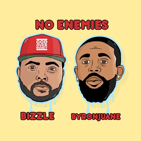 DOWNLOAD MP3 Bizzle - No Enemies feat. Byrone Juane