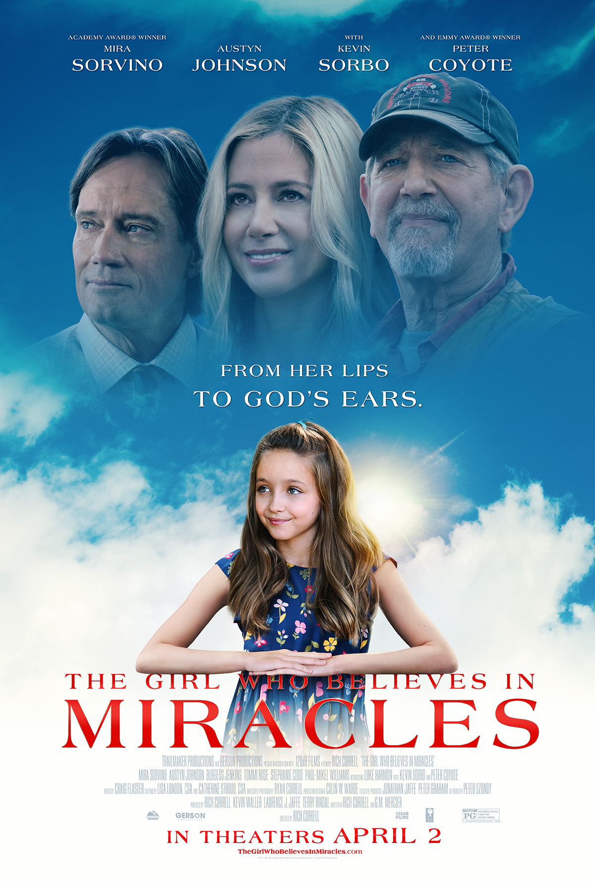 DOWNLOAD MOVIE The Girl Who Believed in Miracles (Free Movie Download)