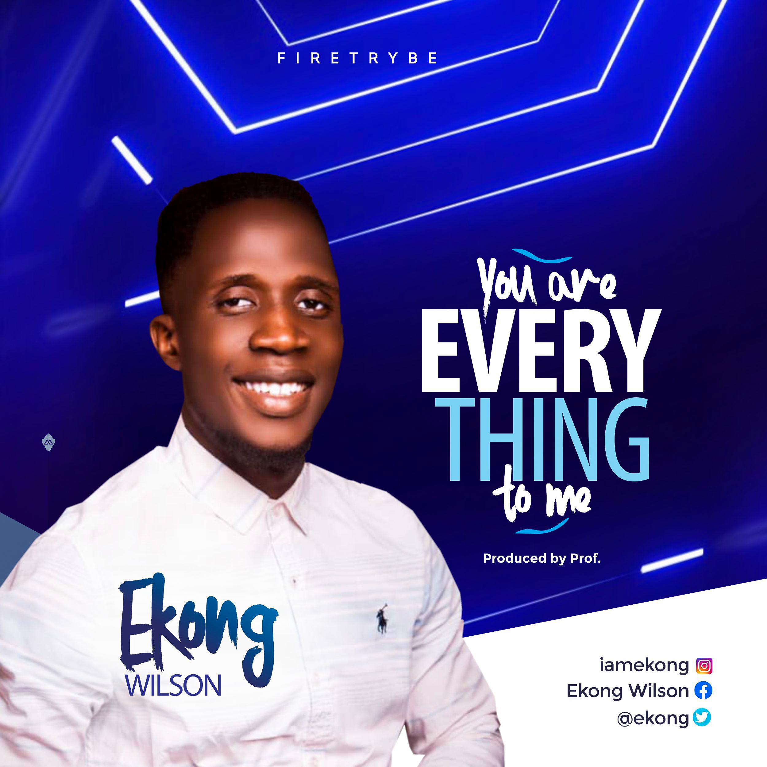 DOWNLOAD MP3: Ekong Wilson – You Are Everything To Me