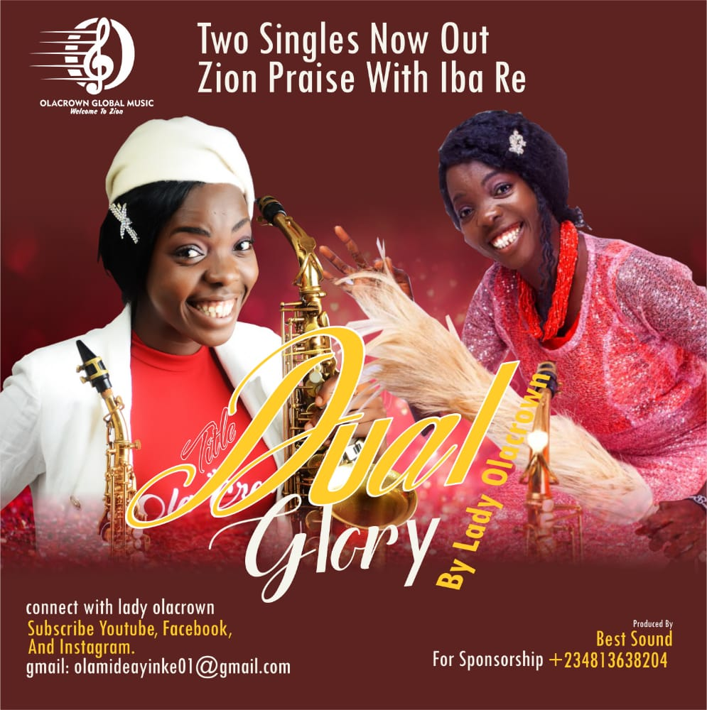 Download Lady Olacrown Zion Praise & Iba Re mp3