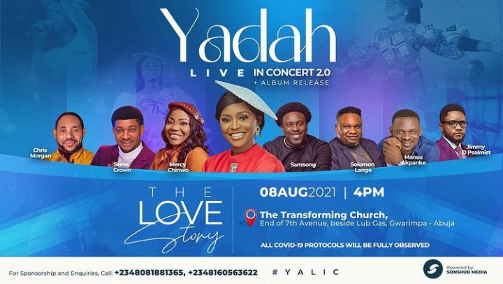 Yadah Preps To Drop Debut Album At YALIC 2.0