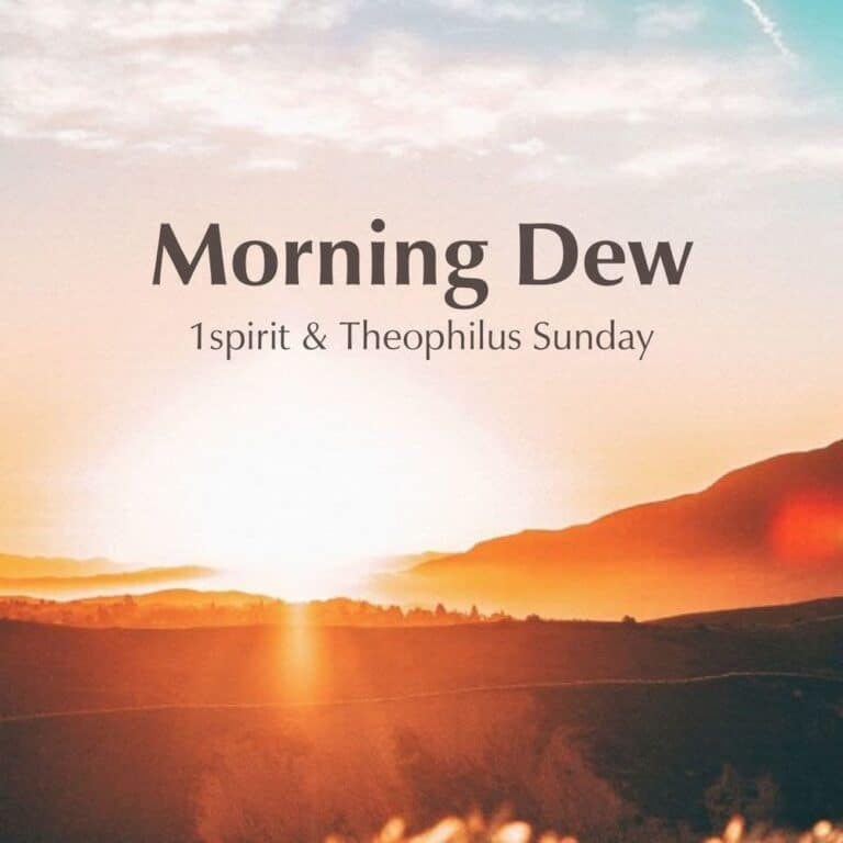 1Spirit & Theophilus Sunday – Morning Dew | [Album + Mp3 Download]