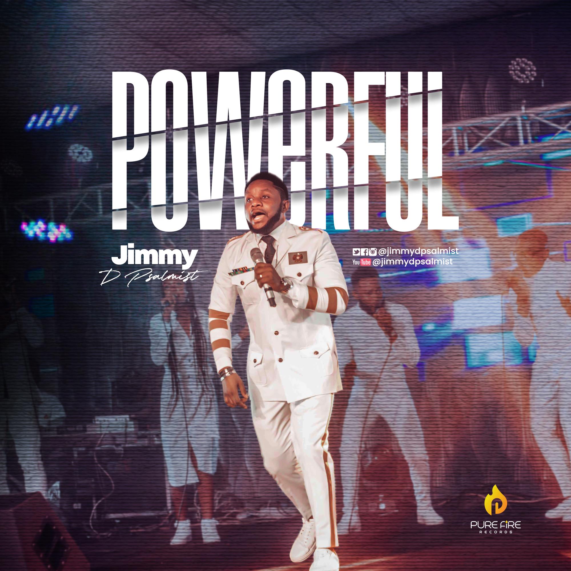 Download Mp3: Jimmy D Psalmist - Powerful
