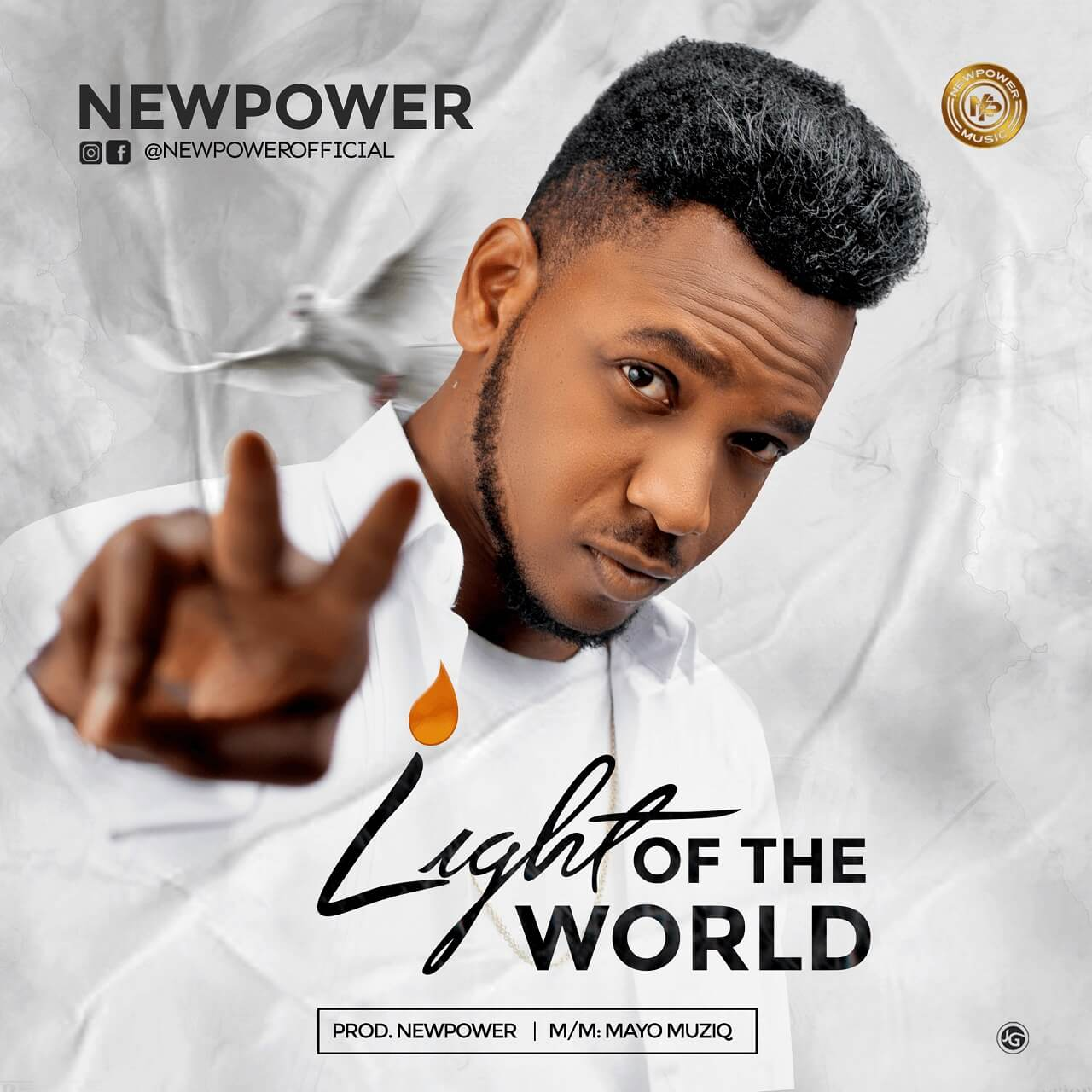 Download Mp3: Newpower - Light Of The World